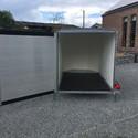 Remorque Debon Cargo polyester
