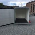 DEBON Remorque Fourgon Cargo 1300 polyester