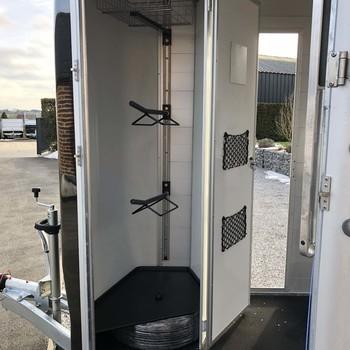 CHEVAL LIBERTE Remorque Van Touring Country pour 2 chevaux