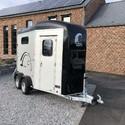 CHEVAL LIBERTE Van 2 chevaux Touring Country PONT AVANT+ SELLERIE
