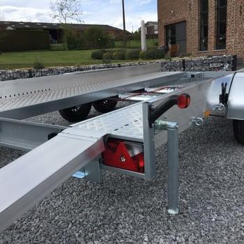 ANSSEMS Remorque porte-voiture AMT ECO 2000KG