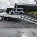 EDUARD Remorque Porte-voiture 2700KG