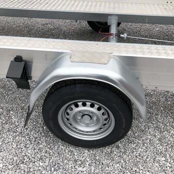 ANSSEMS Remorque Porte-Voiture AMT ECO - 400/188