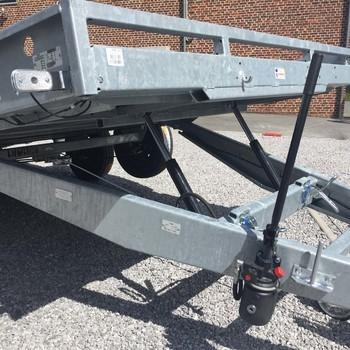 LIDER Remorque Porte-Engin - 450/190