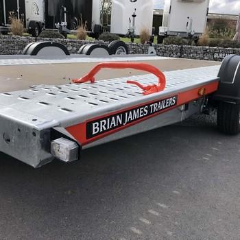 BRIAN JAMES Remorque porte-voiture A4 TRANSPORTER