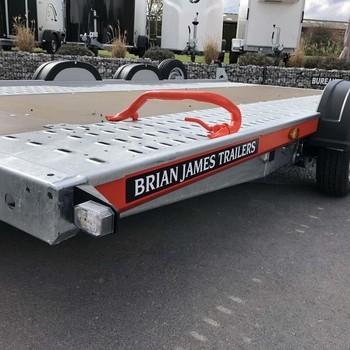BRIAN JAMES Remorque porte-voiture A4 TRANSPORTER