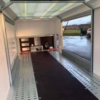 BRIAN JAMES Remorque porte-voiture RACE SPORT