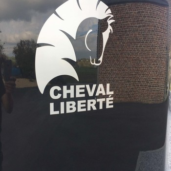 CHEVAL LIBERTE Van 4 chevaux OPTIMAX