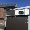 IFOR WILLIAM Van 2 chevaux XL HB511