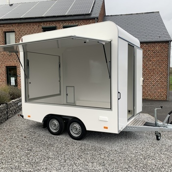 BW Remorque Magasin Food Truck 300/200
