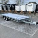HULCO Remorque Porte-Engin CARAX - 540/207