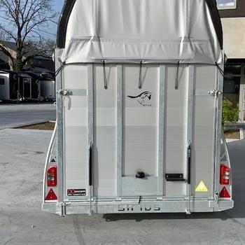 SIRIUS Remorque Van S77 XL pour 2 chevaux + SELLERIE