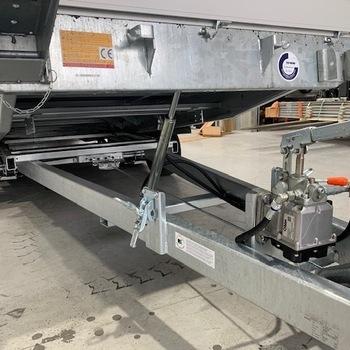 HAPERT Remorque Porte-Engin HT2 Basculant - 505/200