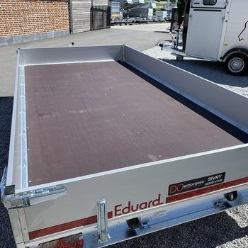 EDUARD Remorque Plateau Alu - 400/200