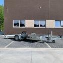 LIDER Remorque Plateau Robust Abaissable - 350/180/15