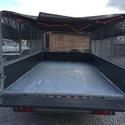 HAPERT Remorque Benne COBALT+ 335/180