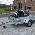 Remorque LIDER Saragos 233/133 Porte-moto
