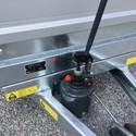 SARIS PKC 20 Remorque Benne 270/150